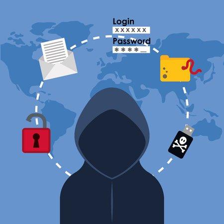 Viis Wordpress CMS sikkerhetssjekk © illustrasjon djvstock_123rf